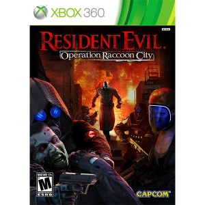 Resident Evil Operation Raccoon City Microsoft Xbox 360 used video game for sale online.