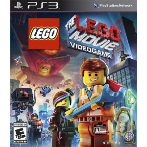 Lego Movie Video Game Playstation 3 PS3 Used Video Game For Sale Online.