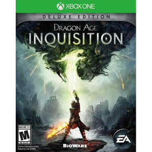Dragon Age Inquisition Deluxe Edition  Microsoft Xbox One used video game for sale online.