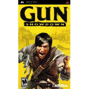 Gun Showdown PSP Used Video Game For Sale Online.