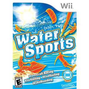 Water Sports Wii Nintendo used video game for sale online.