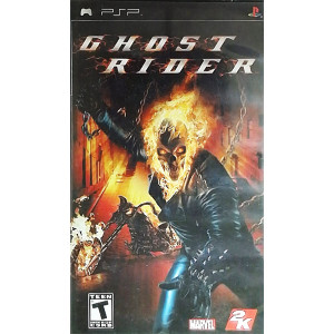 Ghost Rider PSP Used Video Game For Sale Online.