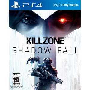 KillZone Shadow Fall Sony Playstation 4 PS4 used video game for sale online.
