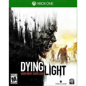 Dying Light Microsoft Xbox One used video game for sale online.
