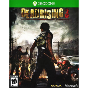 Dead Rising 3 Microsoft Xbox One used video game for sale online.