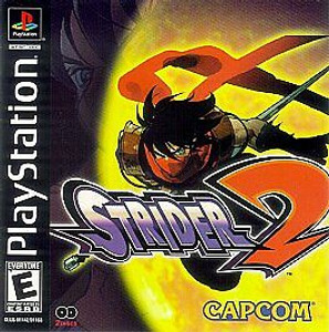 Strider 2 - PS1 Game