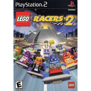 Lego Racers 2 Playstation 2 PS2 used video game for sale online.