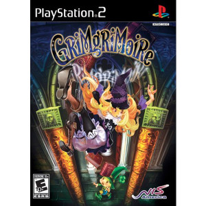 GrimGrimoire Playstation 2 PS2 used video game for sale online.