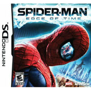 Spider-Man Edge of Time Nintendo DS Used Video Game For Sale Online.