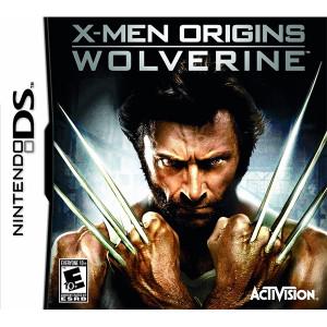 X-Men Origins Wolverine Nintendo DS Used Video Game For Sale Online.