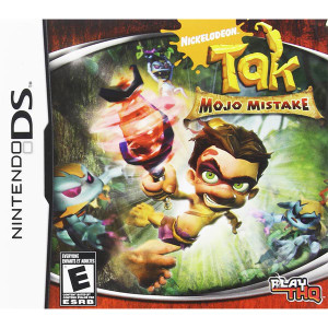 Tak Mojo Mistake Nintendo DS Used Video Game For Sale Online.