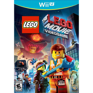 The Lego Movie Wii U Nintendo original video game game used for sale online.