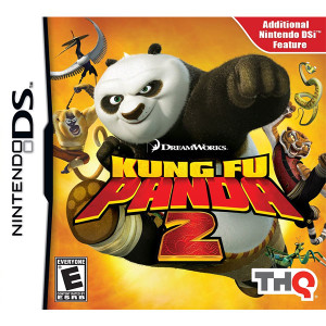 Kung Fu Panda 2 Nintendo DS Used Video Game For Sale Online.