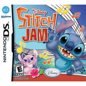 Disney's Stitch Jam Nintendo DS Used Video Game For Sale Online.