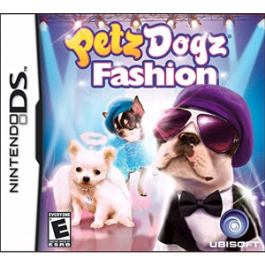 Petz Dogz Fashion Nintendo DS Used Video Game For Sale Online.