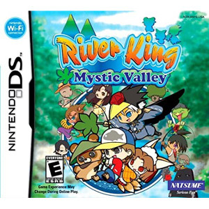 River King Mystic Valley Nintendo DS Used Video Game For Sale Online.