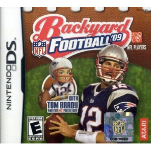 Backyard NFL Football 09 Nintendo DS Used Video Game For Sale Online.