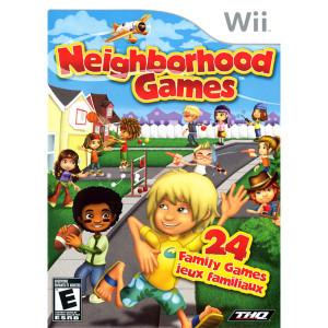 Neighborhood Games Nintendo Wii Game Used Video Game For Sale Online.