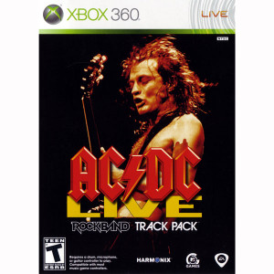 ACDC Live Rockband Track Pack - Xbox 360