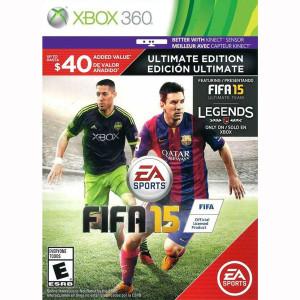 FIFA 15 Ultimate Edition - Xbox 360