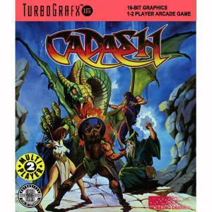 Cadash NEC Home Electronics Turbo Grafx 16 Video Game For Sale | DKOldies