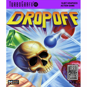 Drop Off NEC Home Electronics Turbo Grafx 16 Video Game For Sale | DKOldies