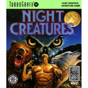 Night Creatures NEC Home Electronics Turbo Grafx 16 Video Game For Sale | DKOldies