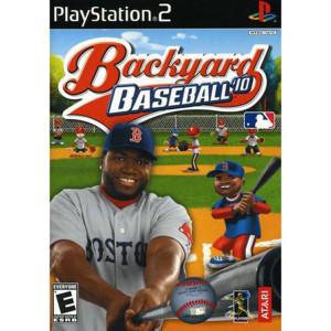Backyard Baseball '10 Video Game for Sony PlayStation 2