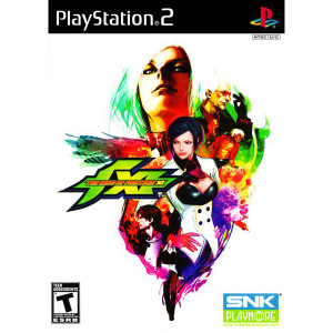 The King of Fighters XI Video Game for Sony PlayStation 2