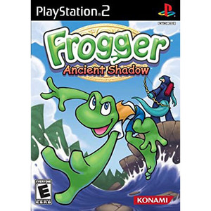 Frogger Ancient Shadow  Video Game for Sony PlayStation 2