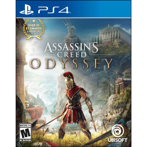 Assassin's Creed Odyssey Video Game for Sony PlayStation 4