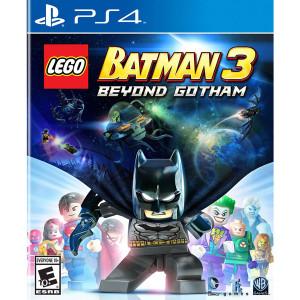 Lego Batman 3 Beyond Gotham Video Game for Sony PlayStation 4