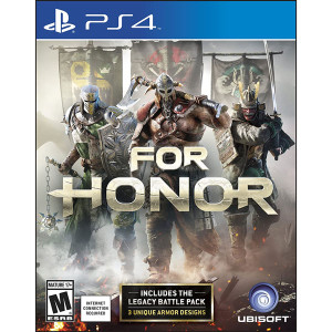 For Honor Video Game for Sony PlayStation 4