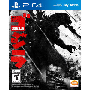 Godzilla Video Game for Sony PlayStaion 4