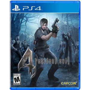 Resident Evil 4 Video Game for Sony PlayStation 4