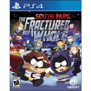 South Park The Fractured But Whole Video Game for Sony PlayStation 4