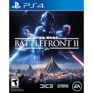 Star Wars Battlefront II Video Game for Sony PlayStation 4