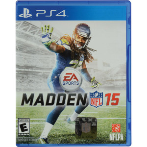 Madden NFL 15 Video Game for Sony PlayStation 4