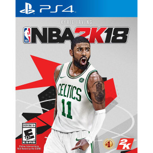 NBA 2K18  Video Game for Sony PlayStation 4