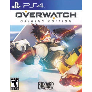 Overwatch Origins Edition Video Game for Sony PlayStation 4