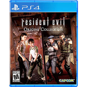 Resident Evil Origins Collection Video Game for Sony PlayStation 4