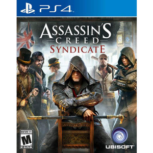 Assassin's Creed Syndicate Video Game for Sony PlayStation 4