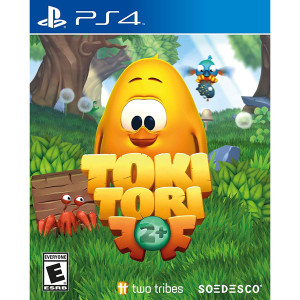 Toki Tori 2+ Video Game for Sony PlayStation 4