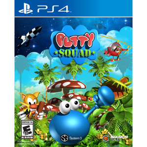 Putty Squad Video Game for Sony PlayStation 4