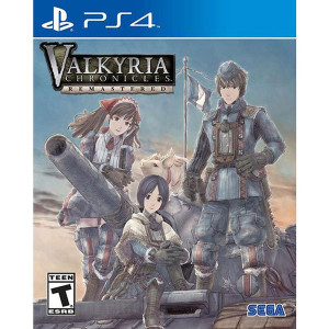 Valkyria Chronicles (Remastered) Video game for Sony PlayStation 4