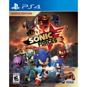 Sonic Forces Video Game for Sony PlayStation 4