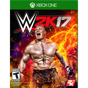 WWE 2K17 Video Game for Microsoft Xbox One