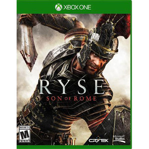 Ryse Son of Rome Video Game for Microsoft Xbox One