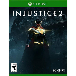 Injustice 2 Video Game for Microsoft Xbox One