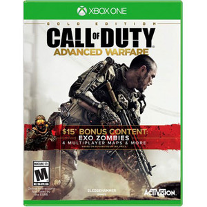 Call of Duty Advanced Warfare Gold Edition  Video Game for Microsoft Xbox One